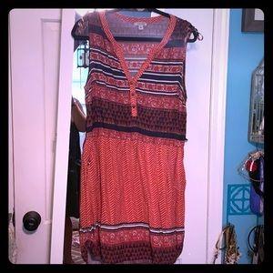 Lucky Brand Sleeveless dress